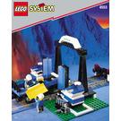 LEGO Train Wash Set 4553 Instructions