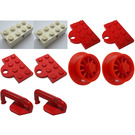 LEGO Train Wheels and Couplers Set 903