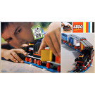 LEGO Train with 12V Electric Motor Set 720-2