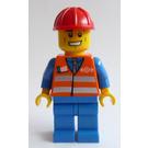 LEGO Train Worker Minifigure