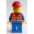 LEGO Train Worker Minifigure