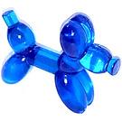 LEGO Transparent Dark Blue Balloon Dog (35692)