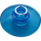 LEGO Transparent Dark Blue Dish 2 x 2 Inverted (4740 / 30063)