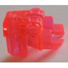 LEGO Transparent Dark Pink Toa Eyes/Brain Stalk