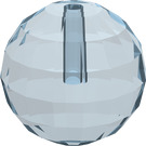 LEGO Transparent Light Blue Technic Bionicle Ball 16.5 mm (54821)