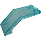 LEGO Transparent Light Blue Windscreen 5 x 2 x 1 & 2/3 (6070)