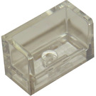 LEGO Transparent Panel with Closed Corners 1 x 2 x 1 (23969 / 35387)