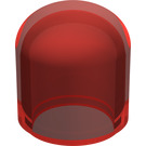 LEGO Transparent Red Light Bulb Cover (4770)