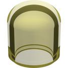 LEGO Transparent Yellow Light Bulb Cover (4770)