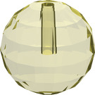 LEGO Transparent Yellow Technic Bionicle Ball 16.5 mm
