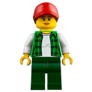 LEGO Transport Driver Minifigure