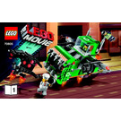 LEGO Trash Chomper Set 70805 Instructions