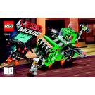 LEGO Trash Chomper Set 70805 Instructions