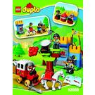 LEGO Treasure Attack Set 10569 Instructions