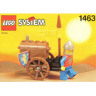 LEGO Treasure Cart Set 1463