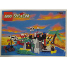LEGO Treasure Chest Set 1788 Instructions