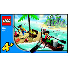 LEGO Treasure Island Set 7071 Instructions