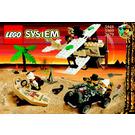 LEGO Treasure Raiders Set 5909 Instructions