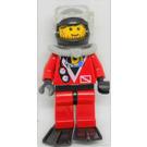 LEGO Treasure / Shark Diver Minifigure