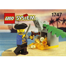 LEGO Treasure Surprise Set 1747