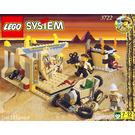 LEGO Treasure Tomb Set 3722