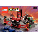 LEGO Treasure Transport Set 6033 Instructions