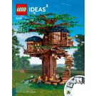 LEGO Tree House Set 21318 Instructions