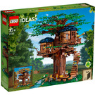 LEGO Tree House Set 21318 Packaging