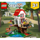 LEGO Tree House Treasures  Set 31078 Instructions