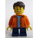 LEGO Treehouse Adventures Boy Minifigure