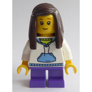 LEGO Treehouse Adventures Girl Minifigure