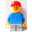LEGO Treehouse Boy Minifigure