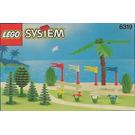 LEGO Trees and Fences Set 6319