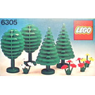 LEGO Trees and Flowers Set 6305