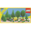 LEGO Trees and Flowers Set 6317