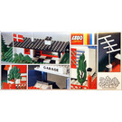 LEGO Trees and Signs Set (1969 version with old style trees and 3 bricks) 990-2