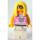 LEGO Trendsetter Minifigure