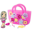 LEGO Trendy Tote Hot Pink Set 7510