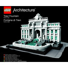 LEGO Trevi Fountain Set 21020 Instructions
