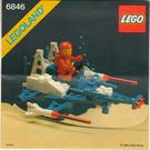 LEGO Tri-Star Voyager Set 6846 Instructions
