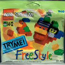 LEGO Trial Size Bag Set 1850