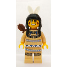 LEGO Tribal Hunter Minifigure