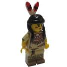 LEGO Tribal Woman Minifigure