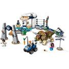 LEGO Triceratops Rampage Set 75937