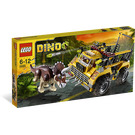 LEGO Triceratops Trapper Set 5885 Packaging