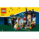 LEGO Trick or Treat Halloween Set 40122 Instructions