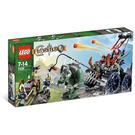 LEGO Troll Assault Wagon Set 7038 Packaging