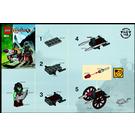 LEGO Troll Warrior Set 5618 Instructions