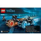 LEGO TRON: Legacy Set 21314 Instructions