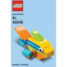 LEGO Tropical Fish Set 40246